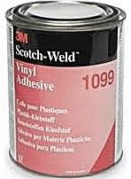 Műanyag ragasztó, oldószeres - Scotch Grip 1099