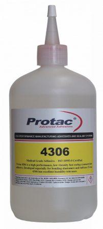 Protac 4306 ciánakrilát ragasztó-500ml