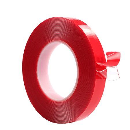 IND 5305- víztiszta akrilhab ragasztószalag 25mm