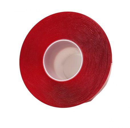 IND 5315- víztiszta akrilhab ragasztószalag 25mm