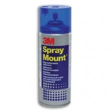 Spray Mount - újrapozícionálható ragasztó