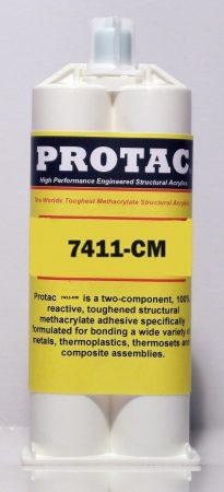 Protac 7411 kétkomponensű szerkezeti ragasztó