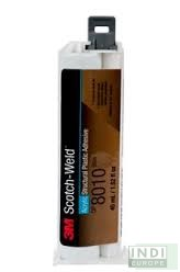 3M Scotch Weld DP 8010 B szerkezeti ragasztó 10:1 keverési arány