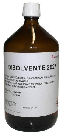 DISOLVENTE 2927