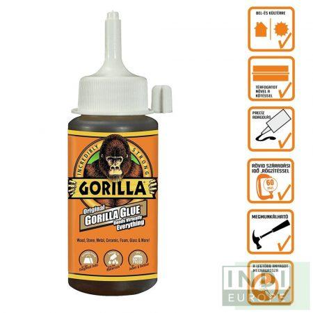 Gorilla Glue Original PU Ragasztó 115ml D4