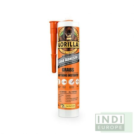 Gorilla Extra Erős Építési Ragasztó 290 ml