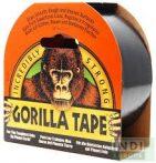 Gorilla Tape Fekete Extra Erős Ragasztószalag