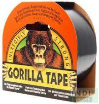 Gorilla Tape Fekete Extra Erős Ragasztószalag 32m