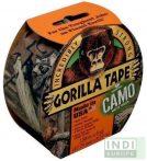 Gorilla Tape Camo Terepmintás Extra Erős Ragasztószalag