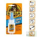 Gorilla Super Glue Pillanatragasztó 15g