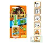 Gorilla Super Glue Gél Pillanatragasztó 15g