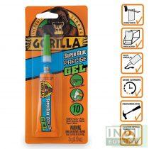 Gorilla Super Glue Gél Micro Precíziós Pillanatragasztó 5g