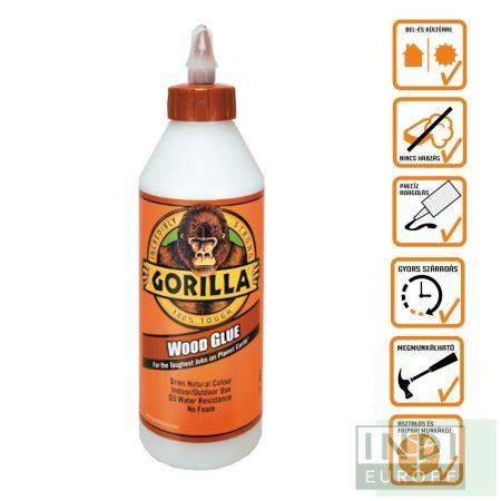 Gorilla Wood Glue D3 Faragasztó 236ml