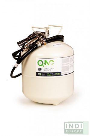 QAC HF - tartályos környezetkímélő kontakt ragasztó