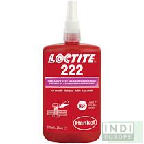 Loctite 222 csavarrögzítő - kis szilárdságú