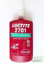 Loctite 2701 menetrögzítő- nagy szilárdságú