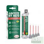Loctite 4070 kétkomponensű hibrid ragasztó