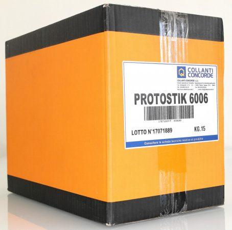 Protostik 6006 natúr olvadék patronos ragasztó automata élzáráshoz