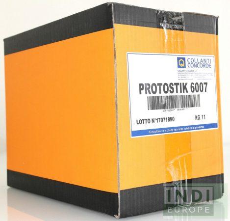 Protostik 6007 transzparens olvadék patronos ragasztó automata élzáráshoz