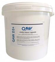 QAW diszperziós vízálló D3+ ragasztó keményfához - 10 kg