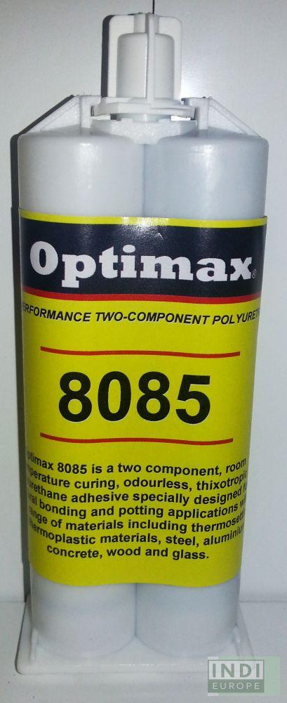 Optimax 8085B/N kétkomponensű poliuretán ragasztó -elasztomerekhez