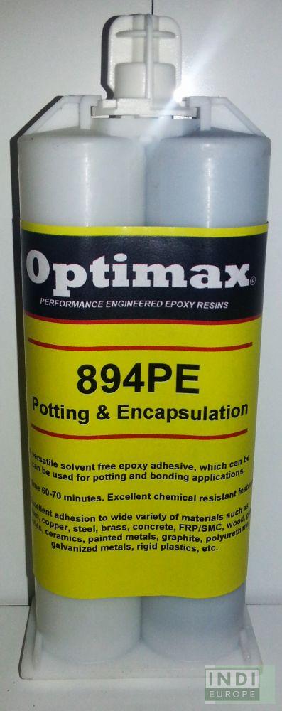 Optimax 894PE Hosszú nyitott idejű epoxy ragasztó