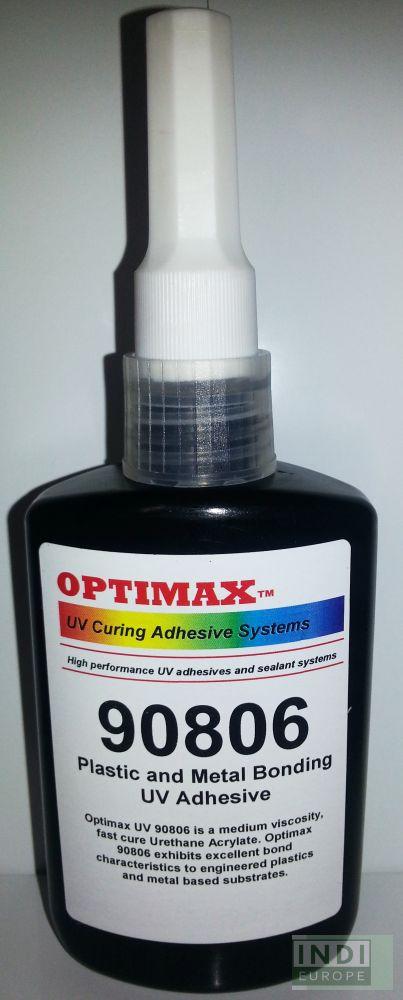 Optimax 90806 UV fényre kötő ragasztó
